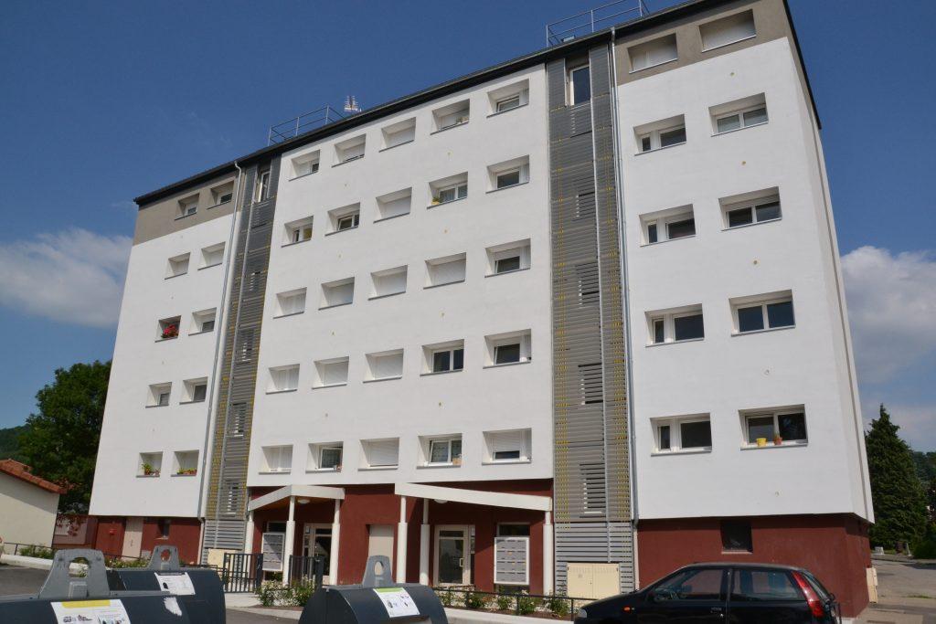 immeuble neuf menuiseries